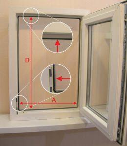 AntiPet.ru - производим замер окна для установки москитных сеток